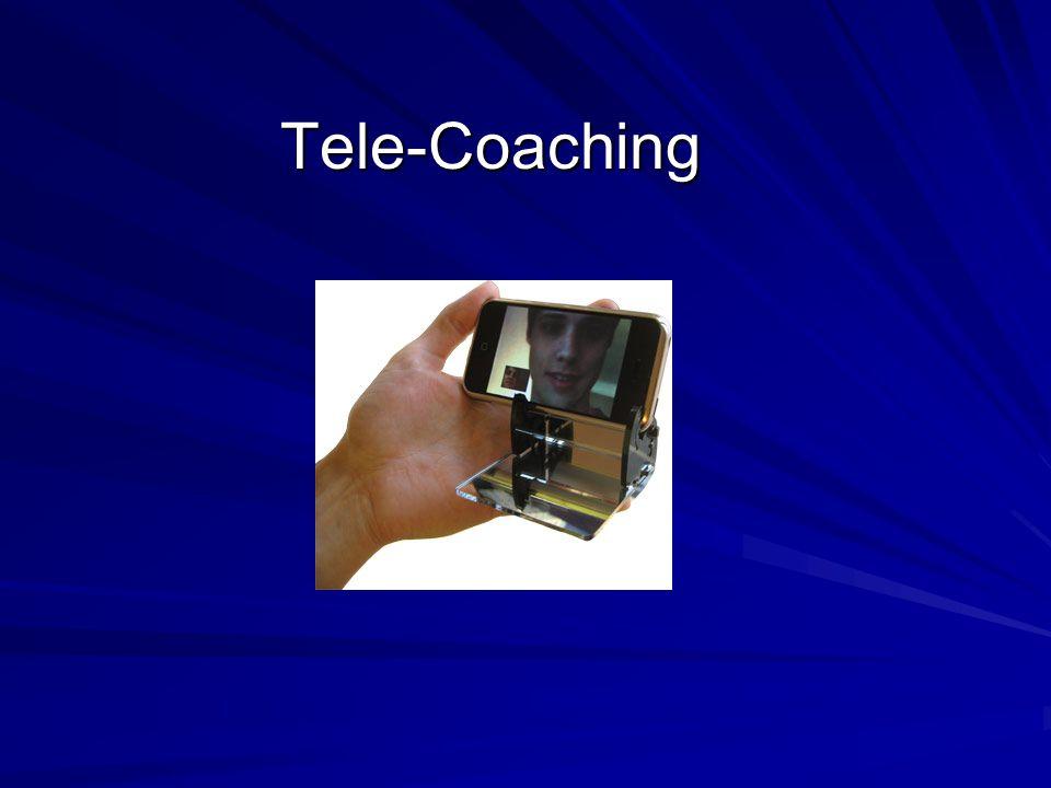 Tele-Coaching