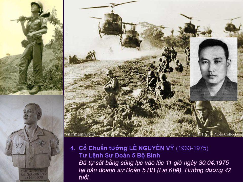 3. Cố Chuẩn tướng TRẦN VĂN HAI (1925-1975) Tư Lệnh Sư Đoàn 7 Bộ Binh.
