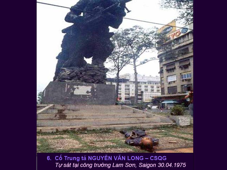 6.Cố Đại tá HỒ NGỌC CẨN (1940-1975) Tỉnh Trưởng Tỉnh Chương Thiện Vùng IV.