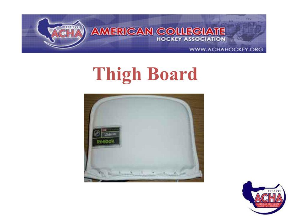 Thigh Board