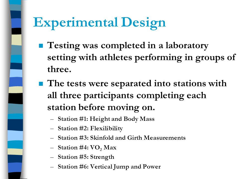 Station 1Station 2 Station3Station5 Testing Stations Station 4