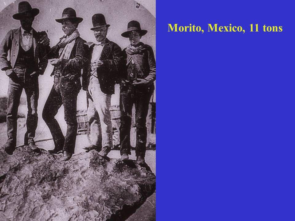 Morito, Mexico, 11 tons