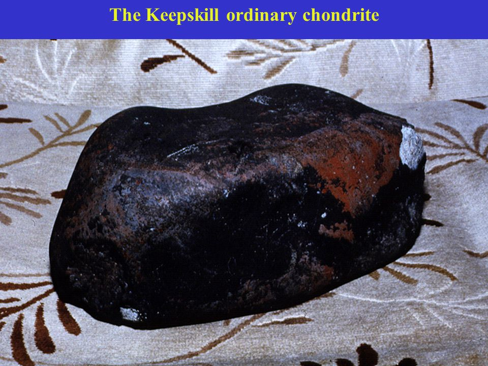The Keepskill ordinary chondrite