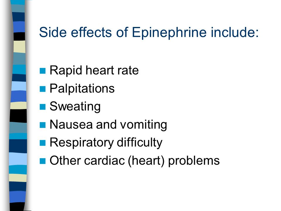 Everyone experiencing a severe allergic reaction: Must have 911/emergency medical care following the administration of epinephrine One dose of epinephrine may not be enough!.