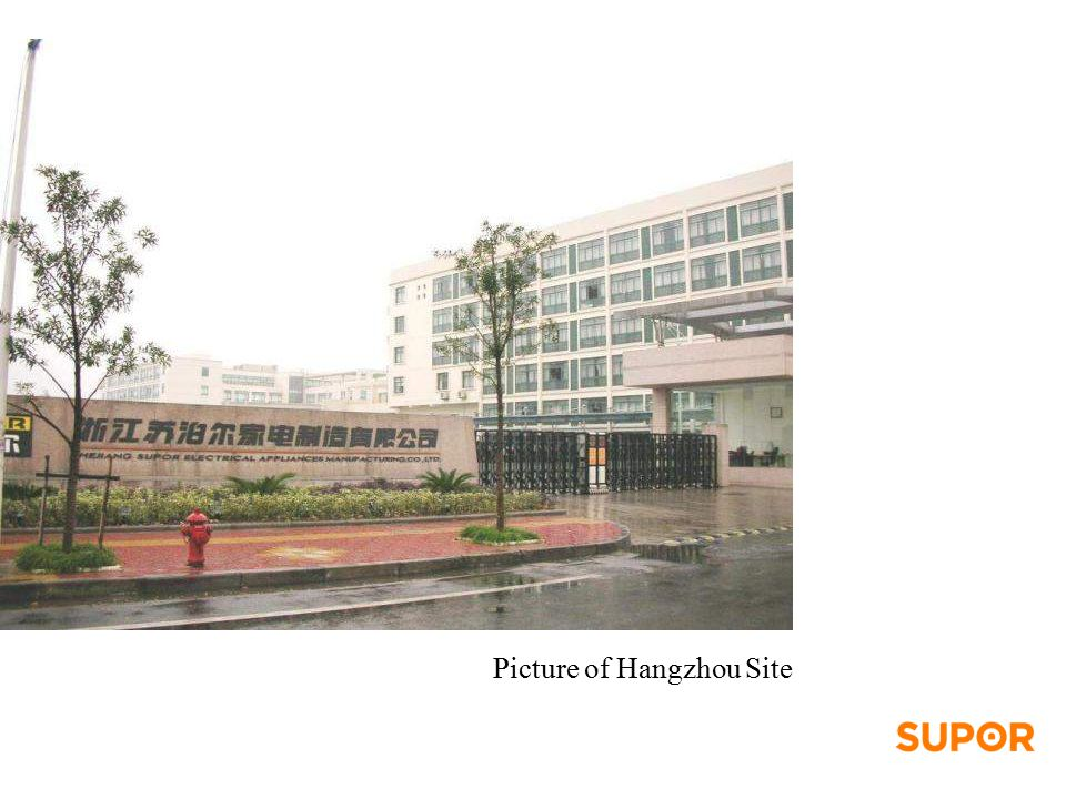 Picture of Hangzhou Site