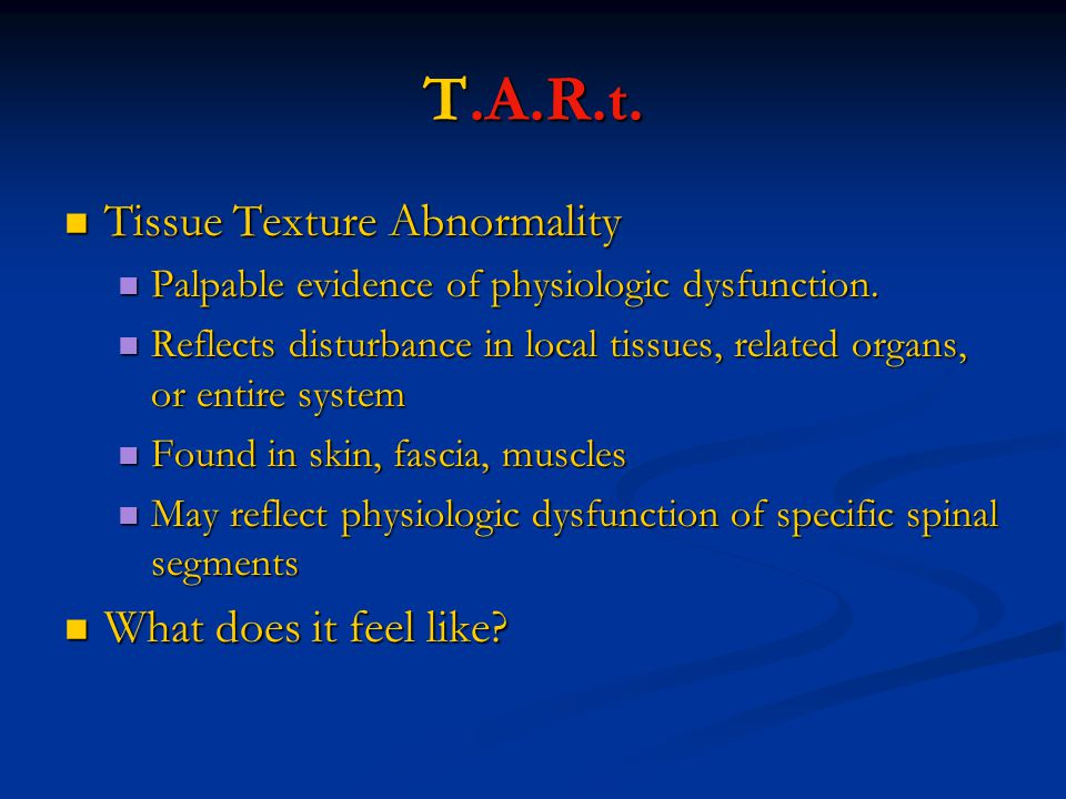 T.A.R.t.