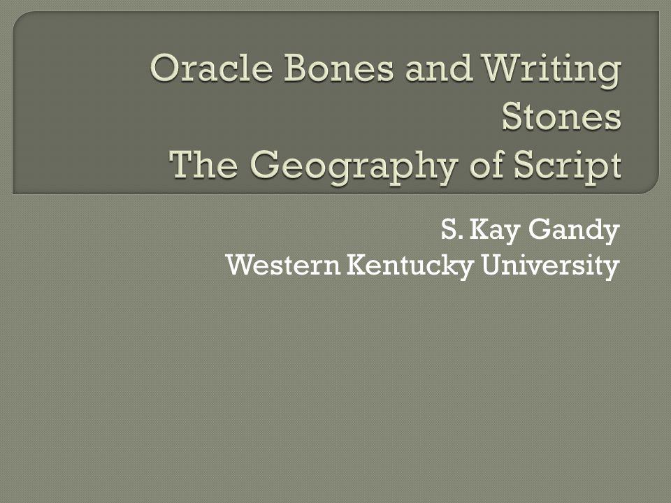 S. Kay Gandy Western Kentucky University
