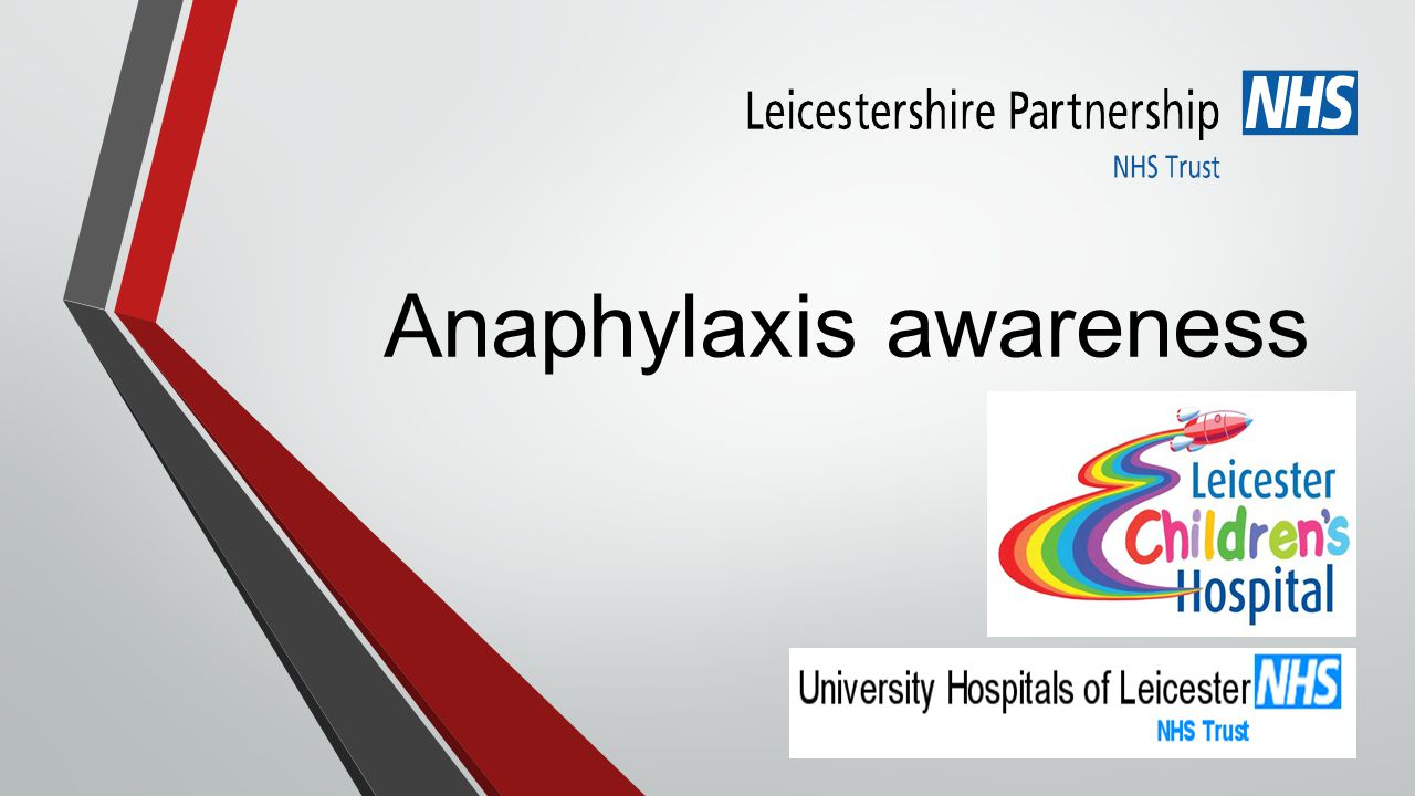 Aim To have an understanding of Anaphylaxis To be aware of the variety of anaphylaxis signs and symptoms To be able to support a child having an anaphylactic reaction To feel confident to safely administer an adrenaline auto-injector