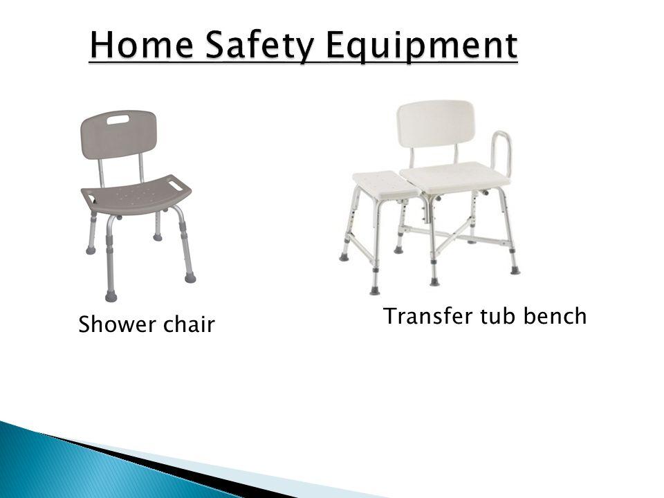 Transfer tub bench Shower chair