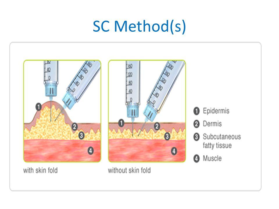 SC Method(s)