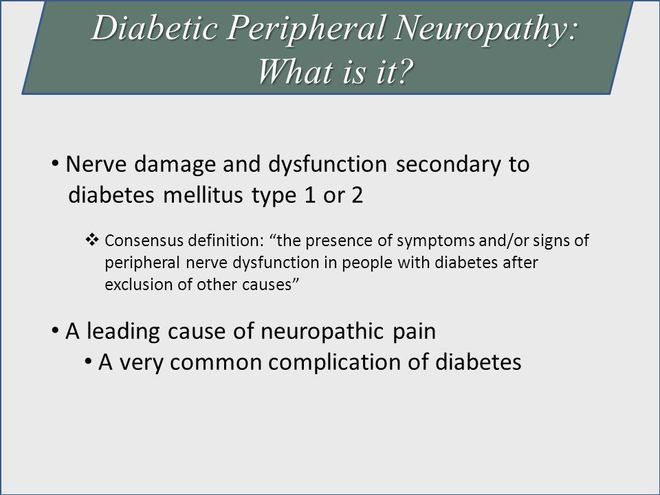 Diabetic Neuropathy: Current Treatments 25% NO TREATMENT 53.9% OPIOIDS 39.7% NSAIDS 21.1% SSRI's 11.3% TCA's 11.1% ANTICONVULSANTS Only Target Positive (Painful) Symptoms Berger A, Dukes EM, Oster G; J.