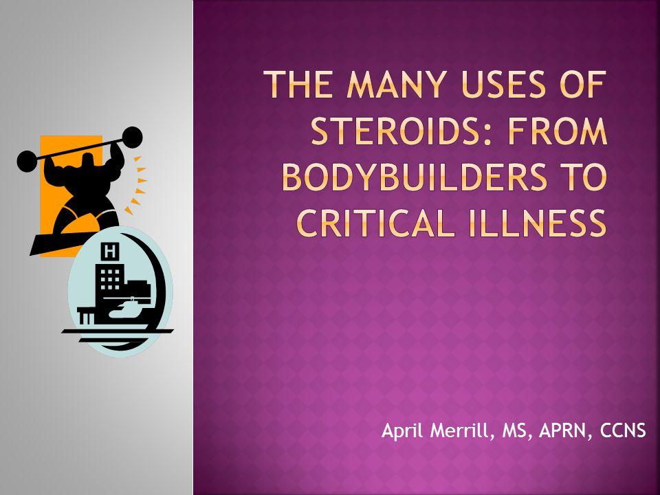 April Merrill, MS, APRN, CCNS