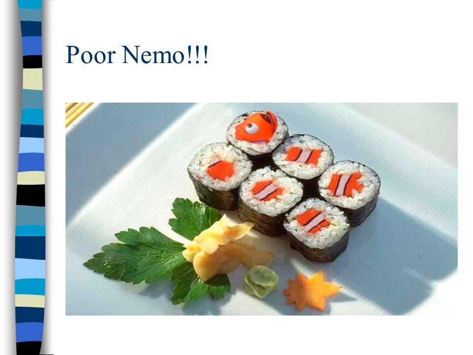 Poor Nemo!!!