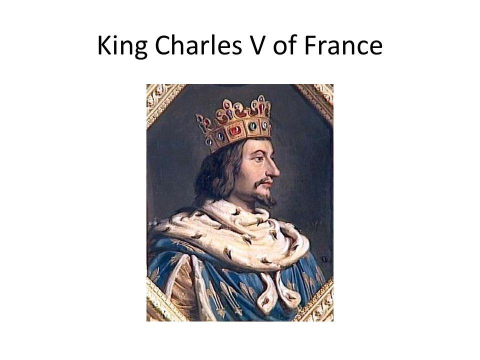 King Charles V of France
