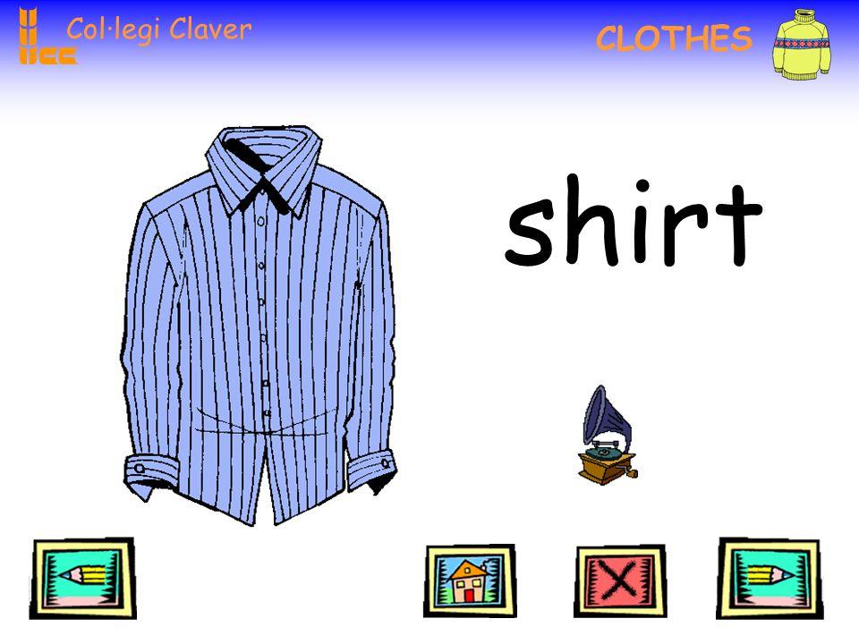 Col·legi Claver CLOTHES pyjamas