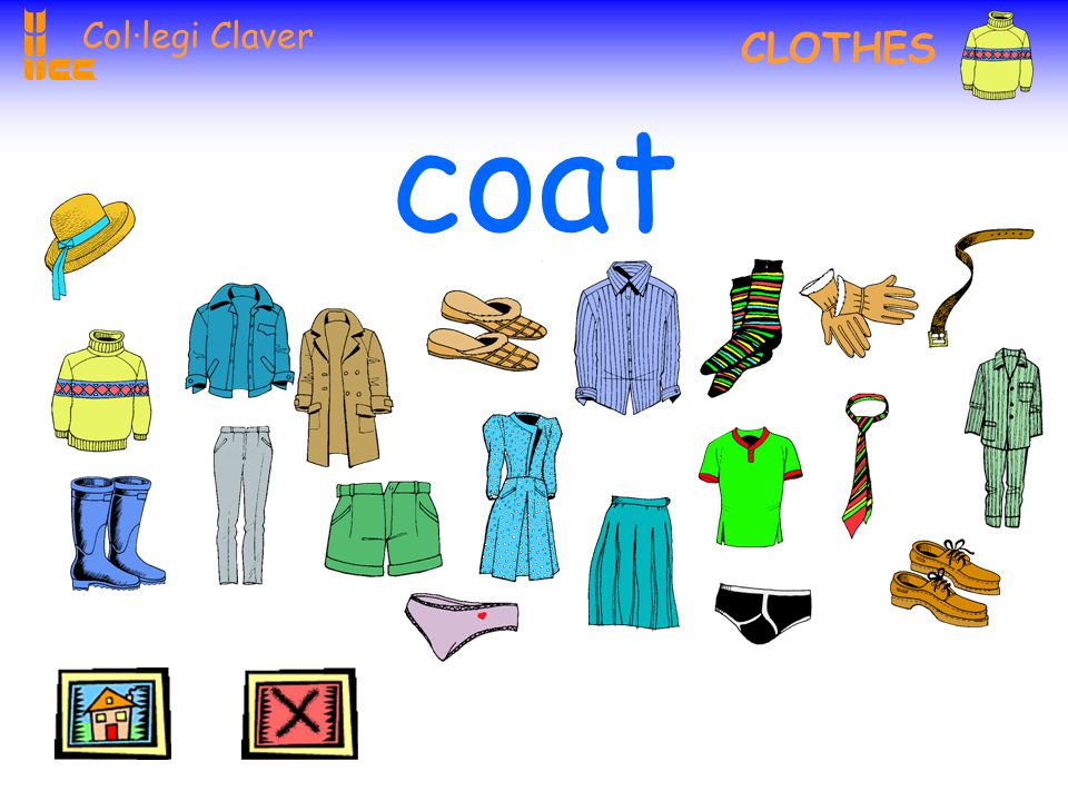 Col·legi Claver CLOTHES skirt