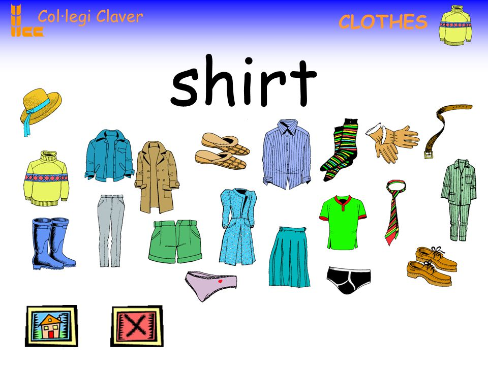 Col·legi Claver CLOTHES shorts