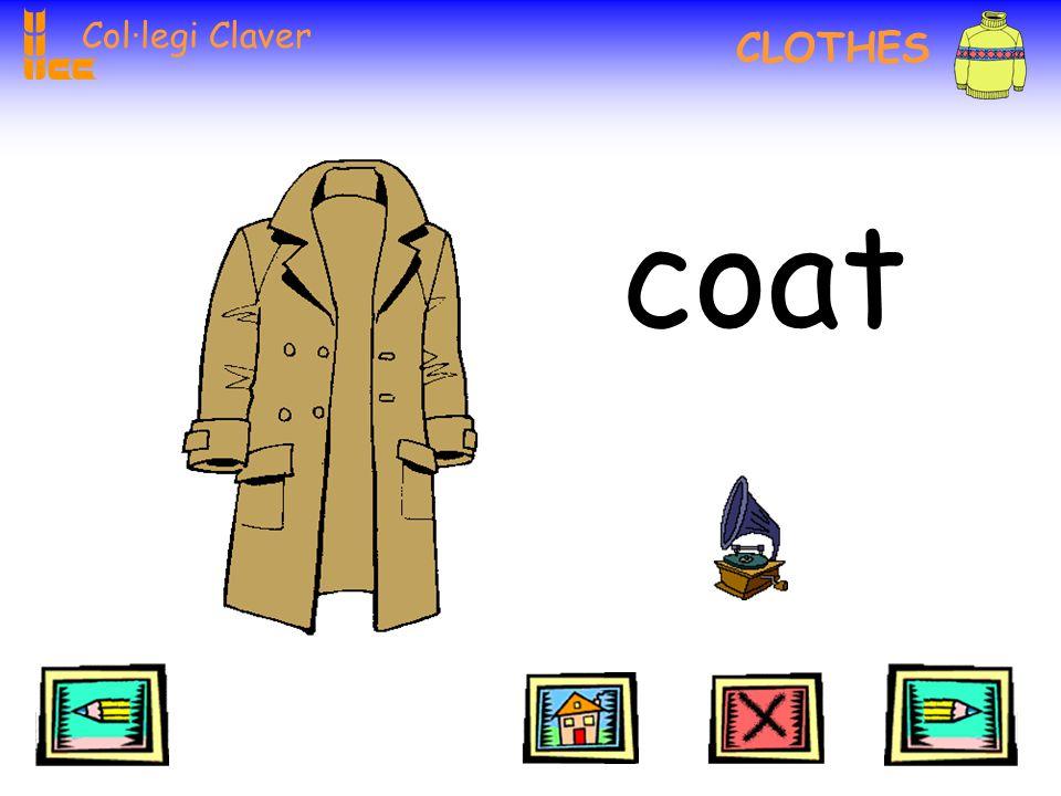 Col·legi Claver CLOTHES boots