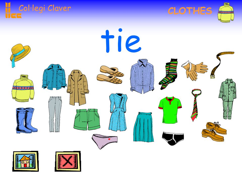 Col·legi Claver CLOTHES jumper