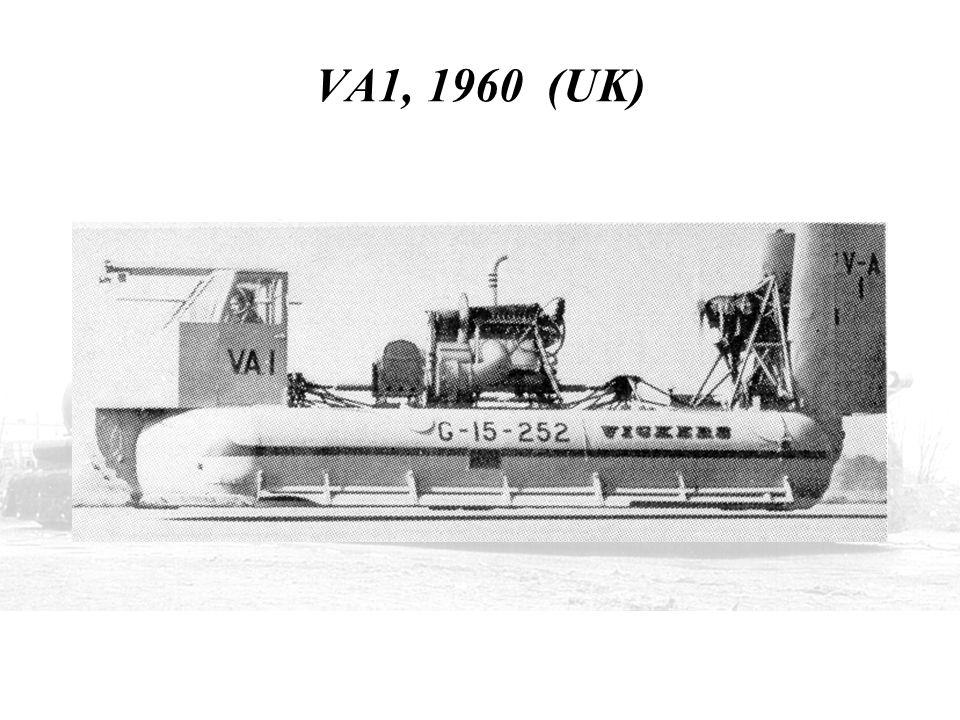 VA1, 1960 (UK)