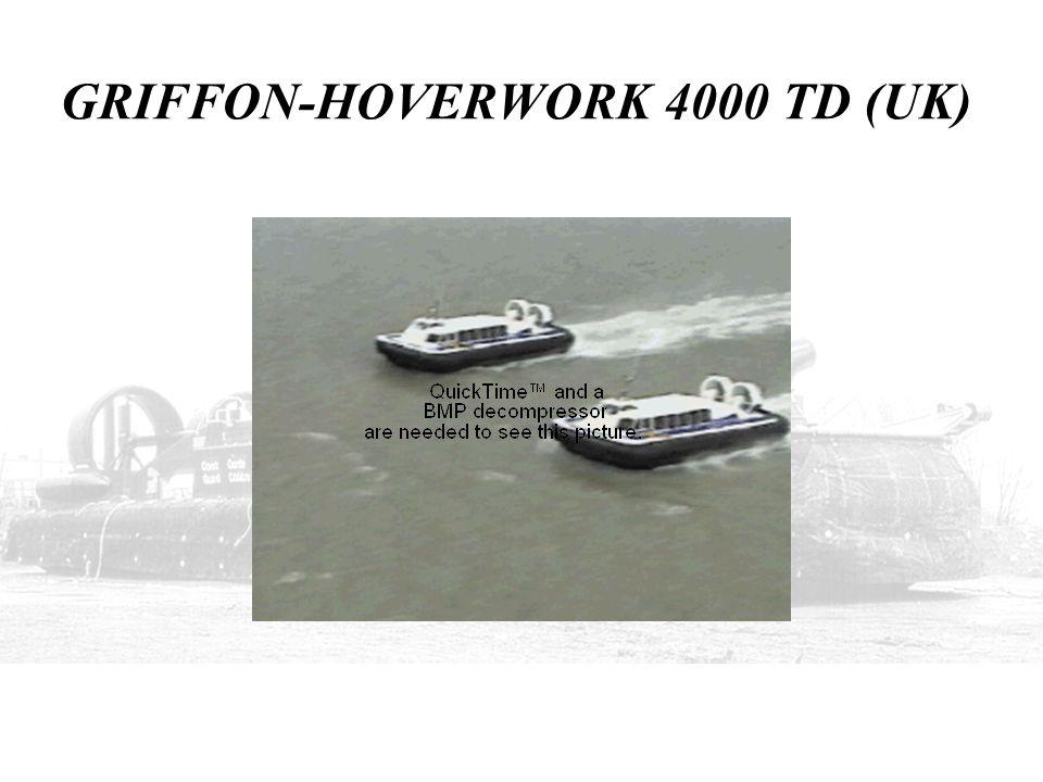GRIFFON-HOVERWORK 4000 TD (UK)