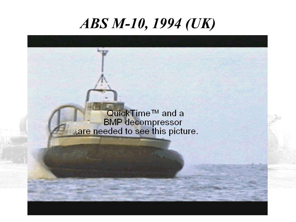 ABS M-10, 1994 (UK)