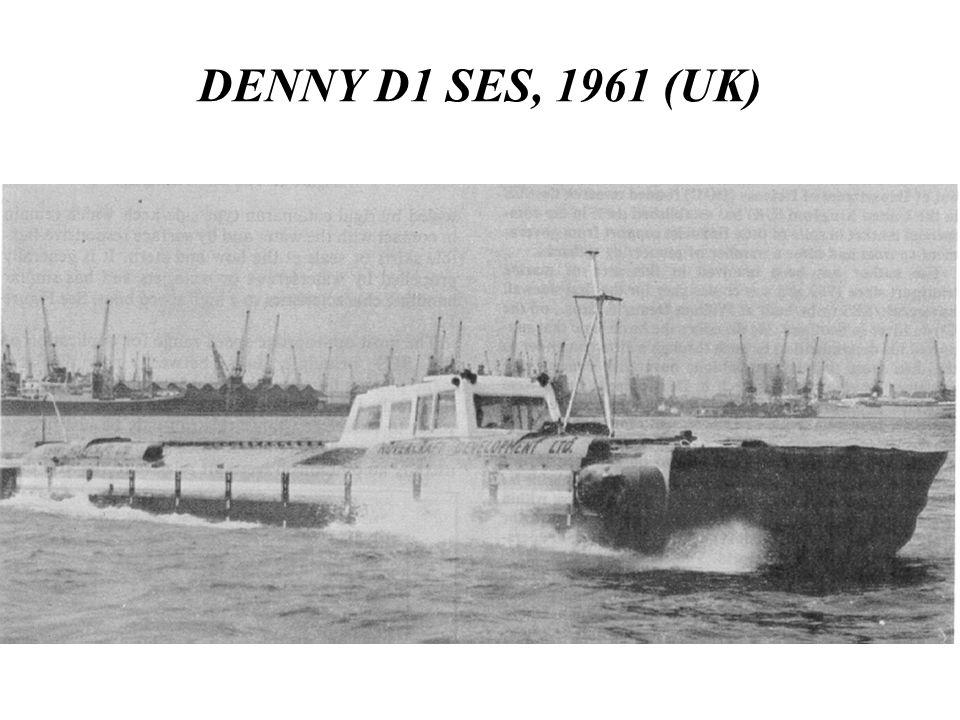 DENNY D1 SES, 1961 (UK)