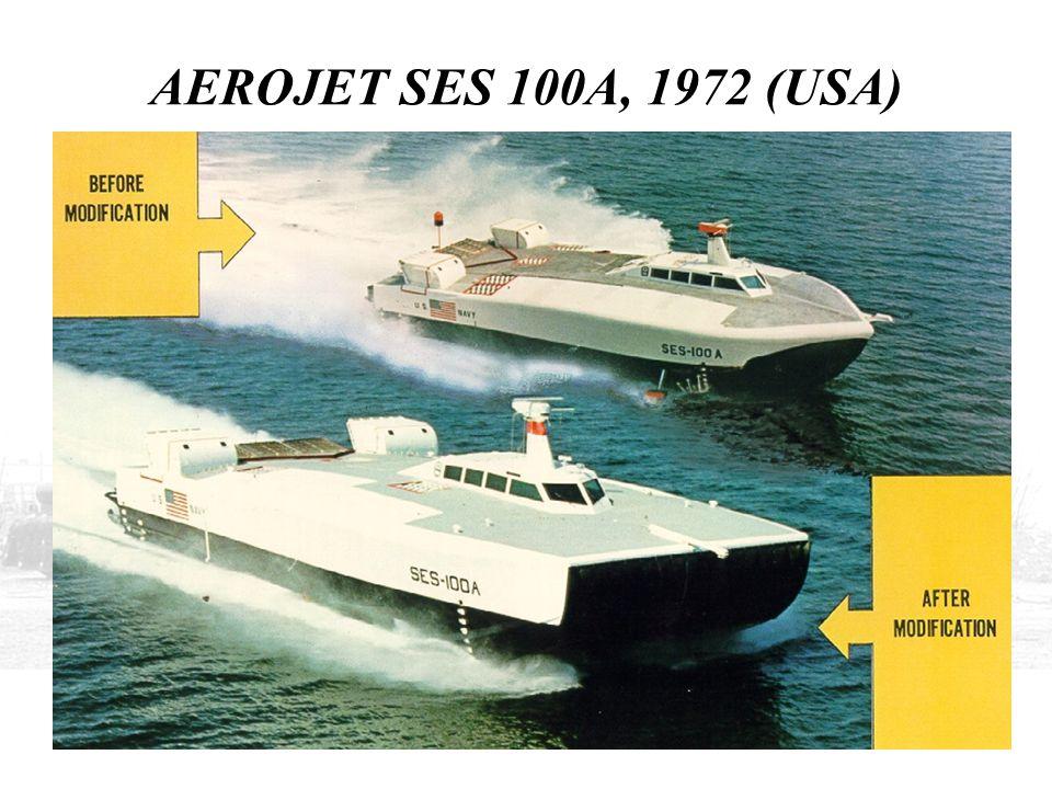 AEROJET SES 100A, 1972 (USA)