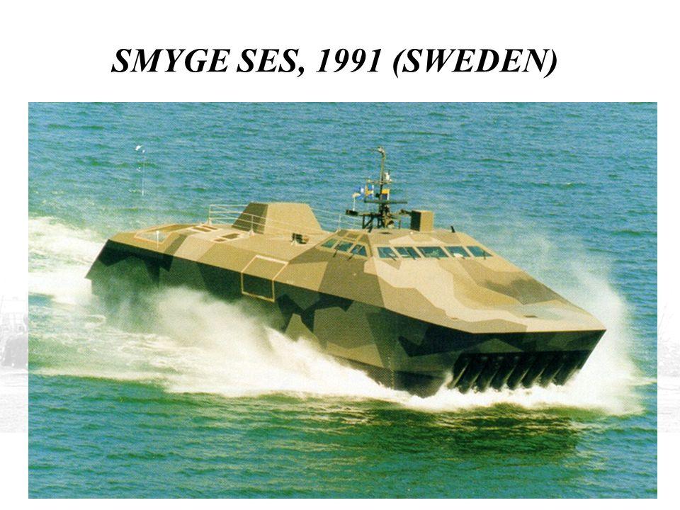 SMYGE SES, 1991 (SWEDEN)