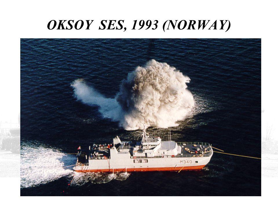 OKSOY SES, 1993 (NORWAY)