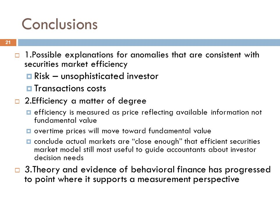 Class Objectives - Revisited 1.Issues with the Information Perspective of Decision Usefulness 2.
