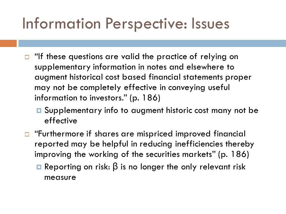 Securities Markets Inefficiency: Anomalies  1) January Effect  2) Weekend Effect  3) Stock Split Effect  4) Short Skirt Theory  5) Super bowl Indicator