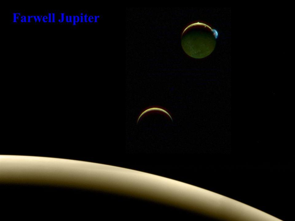Farwell Jupiter