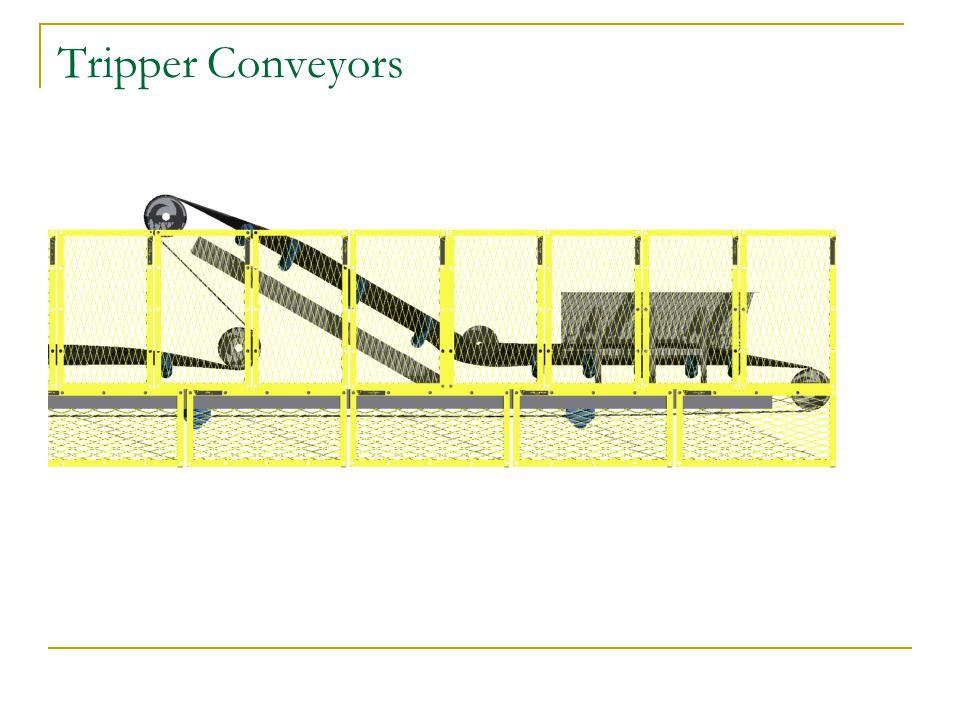 Tripper Conveyors
