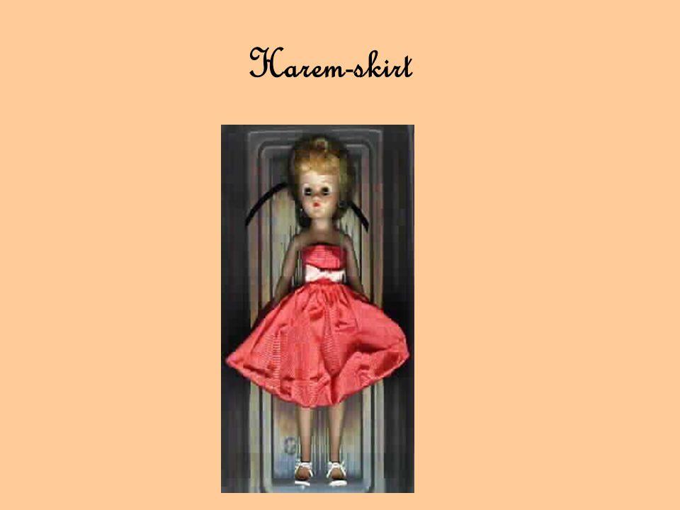 Harem-skirt