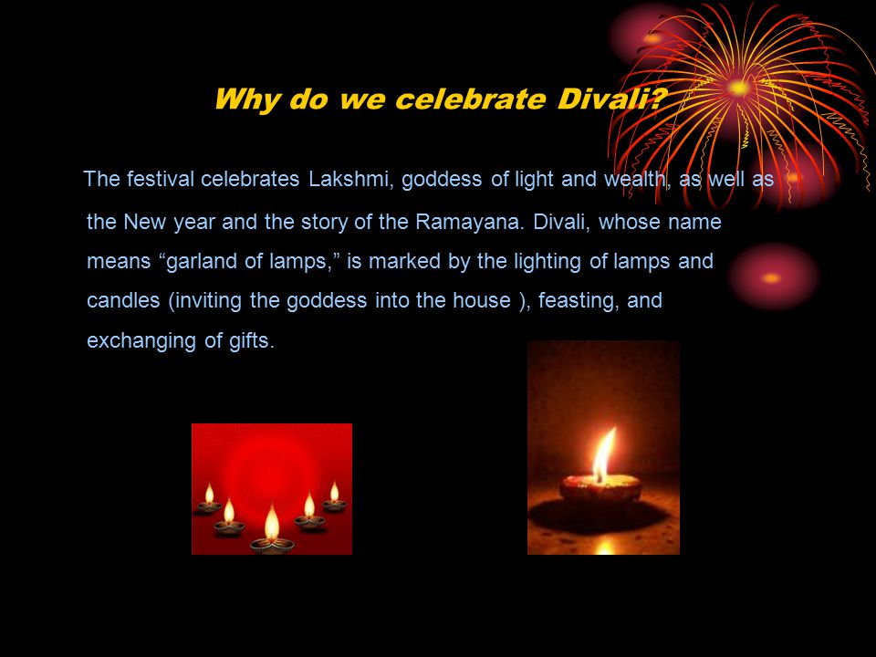 INTRODUCTION: What is Divali .