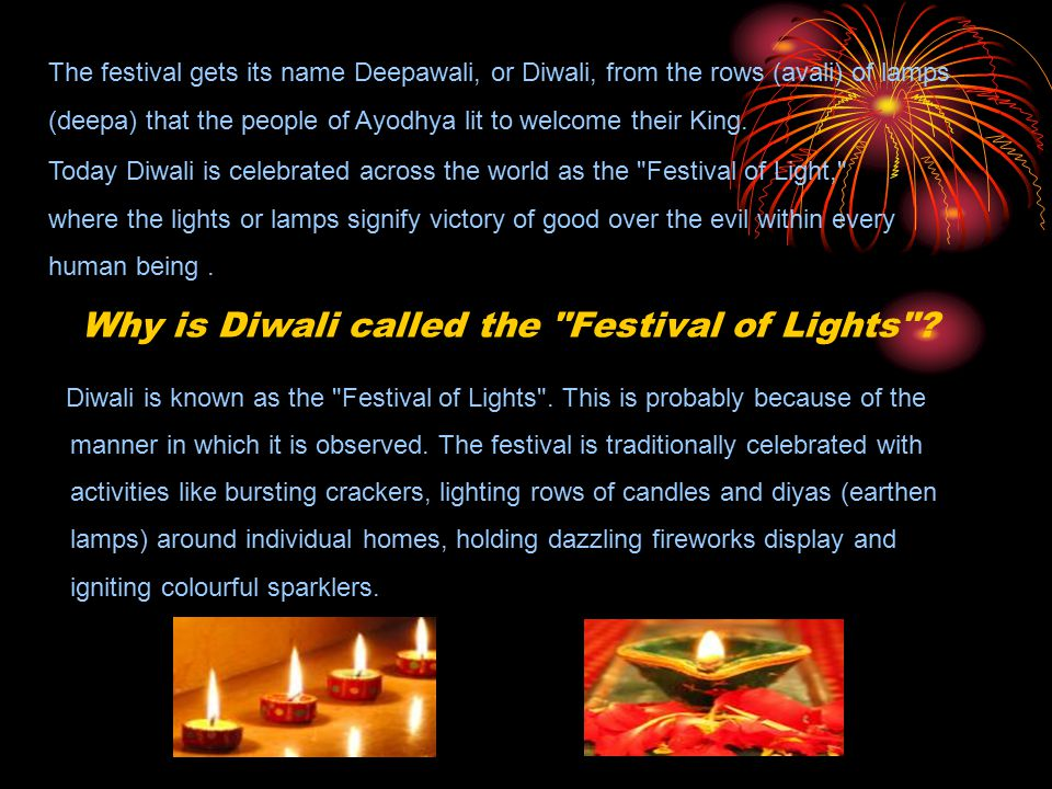 What happen during Divali.