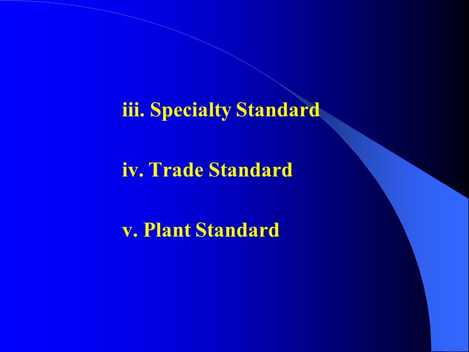 4.Classification of standards: i. Chinese Standard Symbol: GB (Guo biao) ii. Standard issued by Ministry JB —— Ministry of Mechanical Industry YB —— M