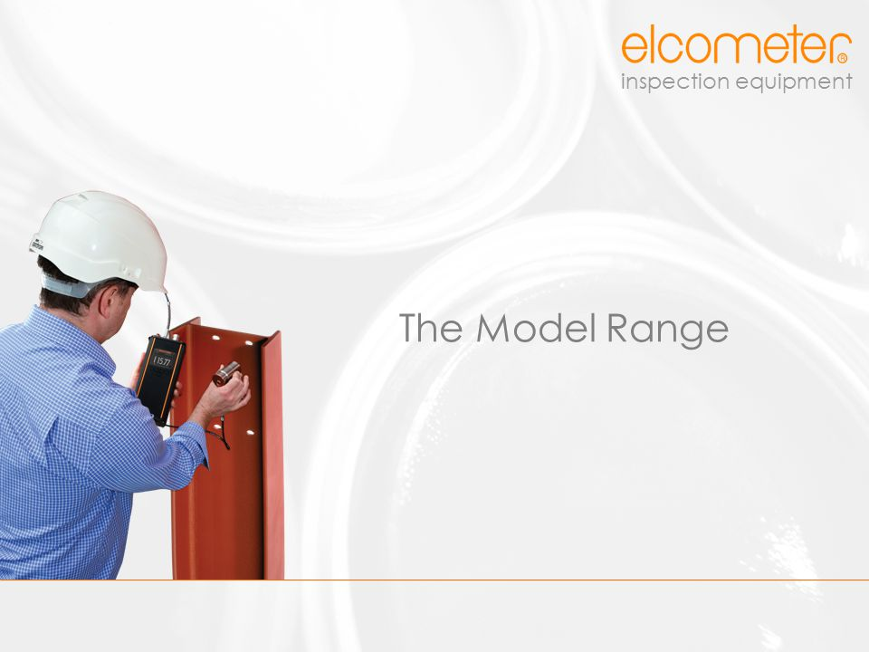 inspection equipment The Elcometer 510 Model T can have a user defined limit: Some specifications require coatings to be tested to a maximum pull-off strength.