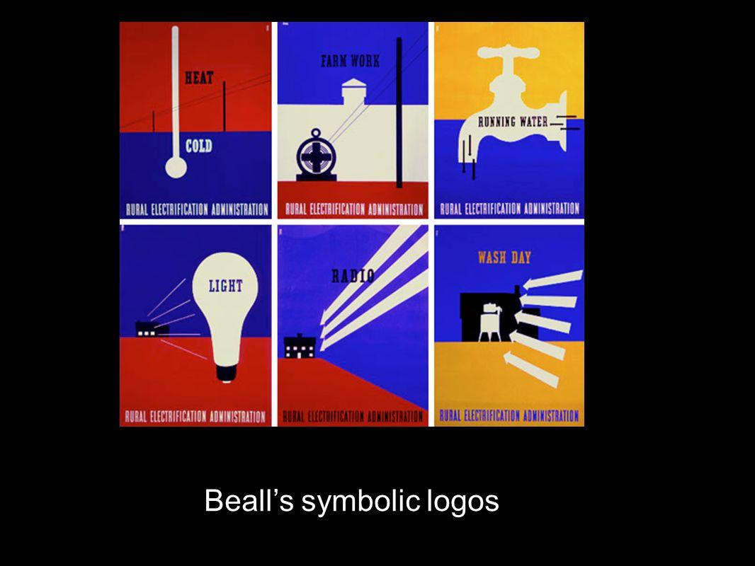 Beall's symbolic logos