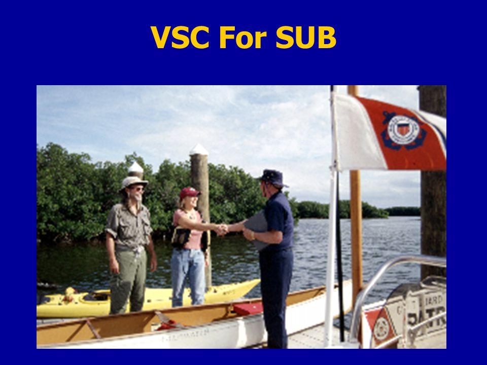 VSC For SUB