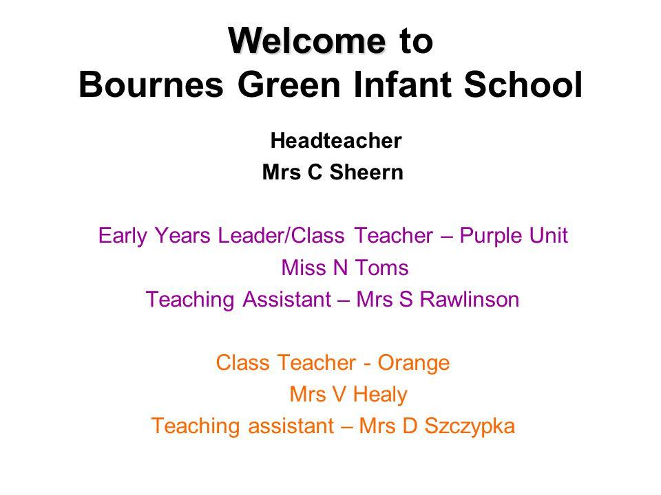 Bournes Green Infant School Why BGIS? Academic? Nurturing School? High Expectations?