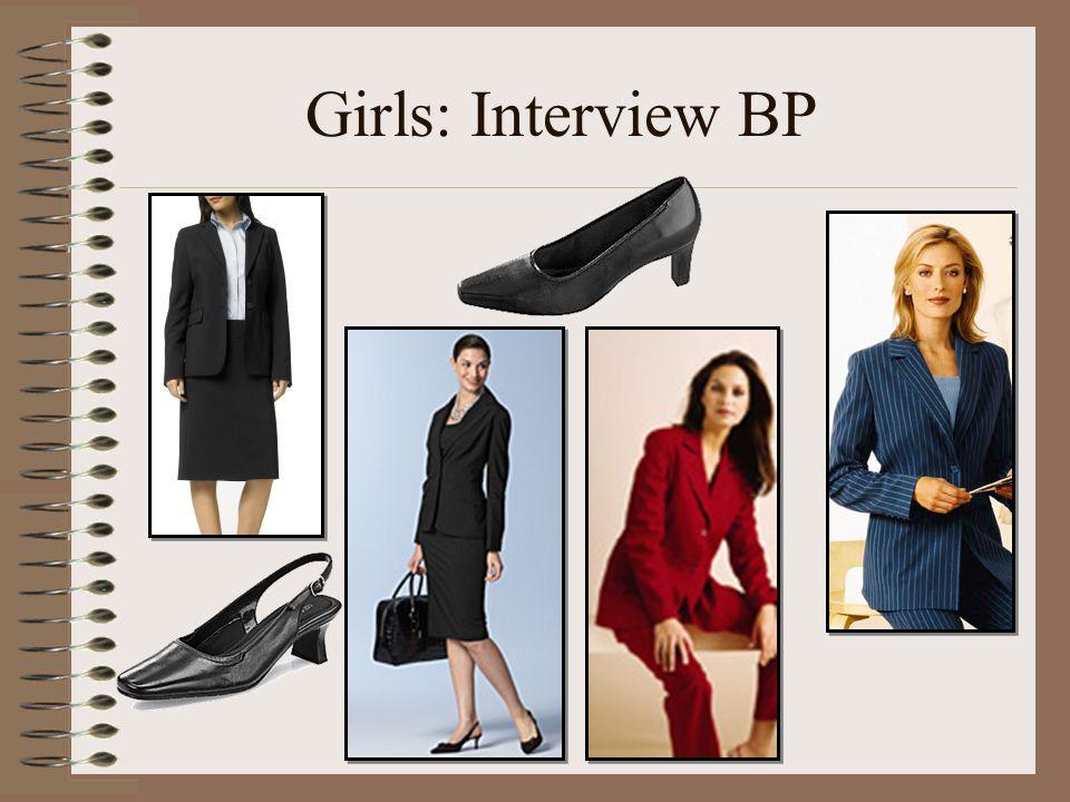 Girls: Interview BP