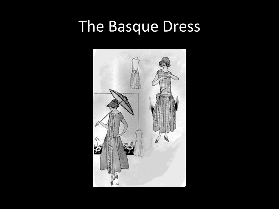 The Basque Dress