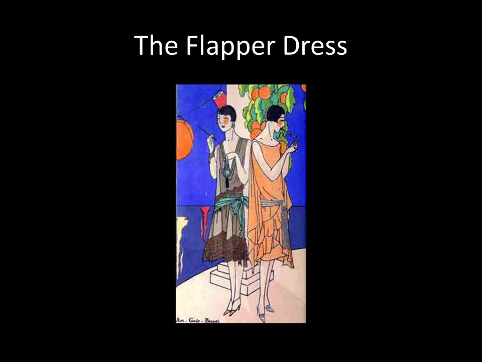 The Flapper Dress