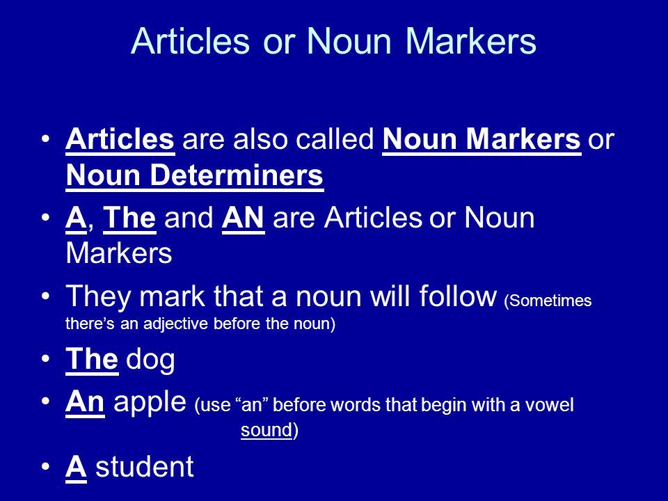 PRONOUNS Pronouns take the place of a noun.Pronouns are substitutes.