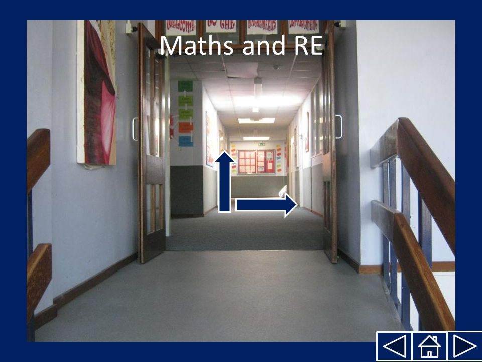 Maths and RE