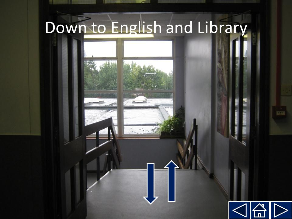 Down to English and Library