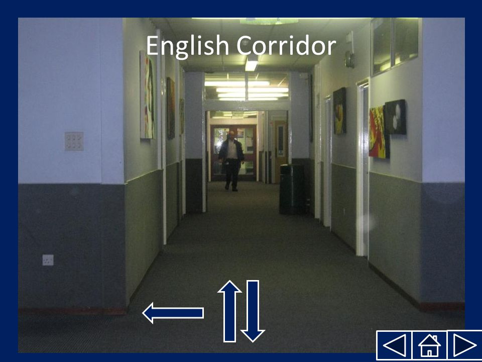 English Corridor