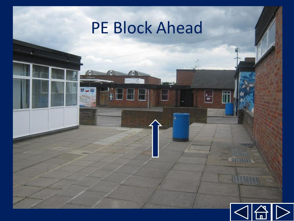 PE Block Ahead